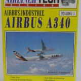 【飛行機の本 #51】AIRLINER TECH : AIRBUS A340(A340の技術書)