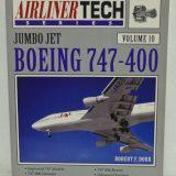 AIRLINER TECH : BOEING 747-400(B744の技術書)【飛行機の本 #49】