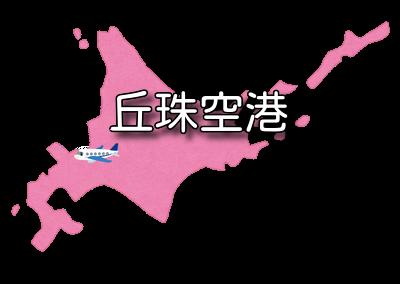 【北海道】丘珠空港(札幌飛行場) RJCO / OKD