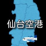 【東北】仙台空港 RJSS / SDJ (無線周波数・METAR)