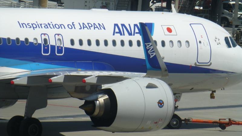 ANAエアバスA320neo