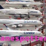 【使える】スマホで機番検索!機齢や退役機の情報がわかる:Planespotters