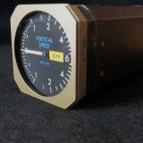 BOEING 767-300 コックピット計器:昇降計 Vertical speed indicator