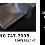 B747-200B 高圧タービンブレード|GE CF6-50E2 エンジン