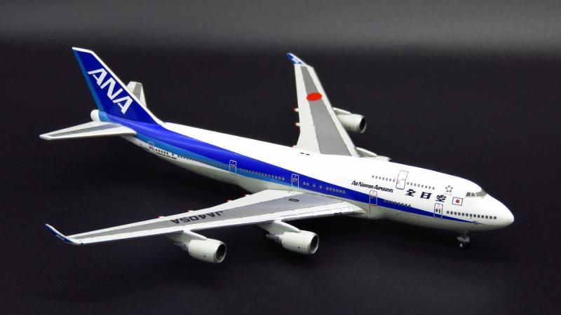 ANAオフィシャルモデル747-400