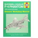 F-4 ファントム 技術解説マニュアル|F-4 Phantom Owners' Workshop Manual (飛行機の本 #83)