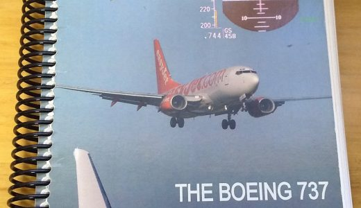 【B737 TECHNICAL GUIDE】飛行機研究の頼りになるテクニカル・マニュアル