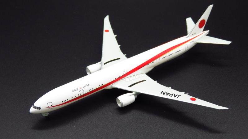 エフトイズ‗政府専用機‗777-300ER