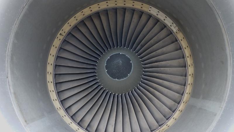 CFM56-2‗ファンブレード