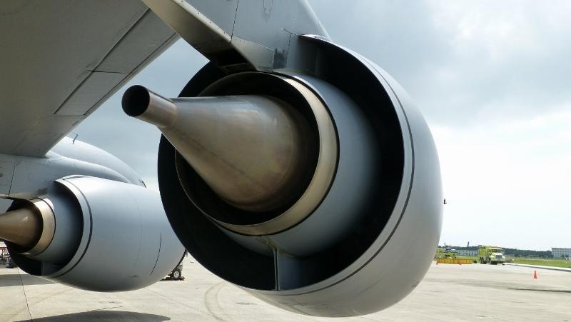 KC-135R‗エンジン