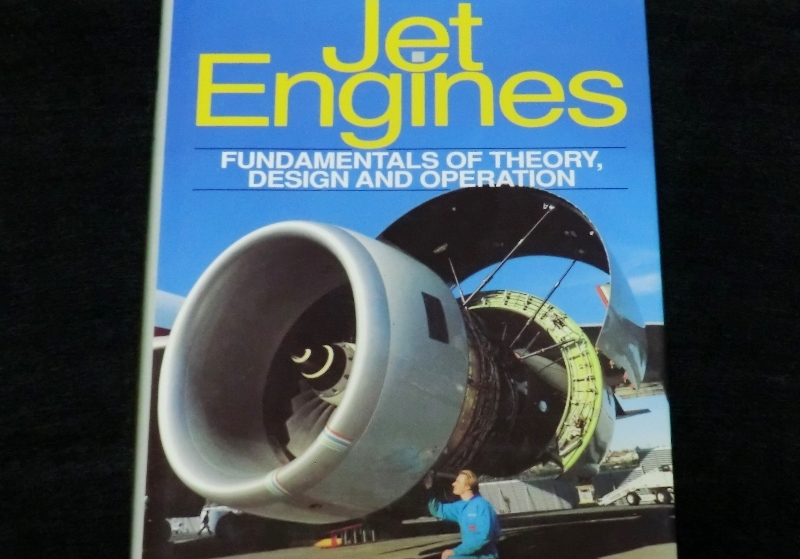 Jet Engines : Fundamentals of Theory, Design and Operation